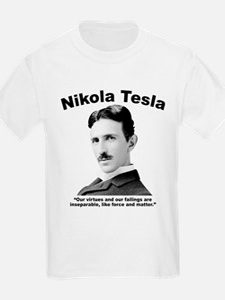 Tesla: Virtues T-Shirt