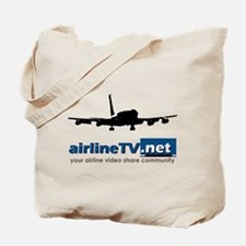 AirlineTV.net B720 Tote Bag