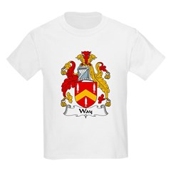 Way Family Crest T-Shirt