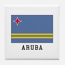 Aruba Tile Coaster