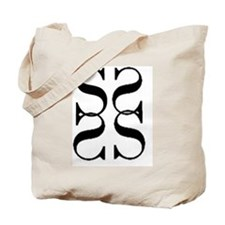 The Shanta Logo Tote Bag