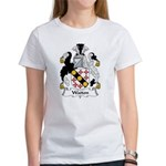 Watton Family Crest Women's T-Shirt