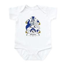 Watson Family Crest Infant Bodysuit