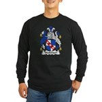 Watkinson Family Crest Long Sleeve Dark T-Shirt