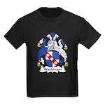 Watkinson Family Crest Kids Dark T-Shirt
