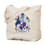 Watkinson Family Crest Tote Bag