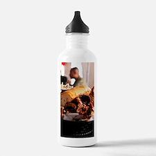BBQ Beef Brisket Sandw Water Bottle
