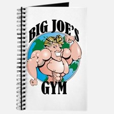 Big Joe's Gym Journal