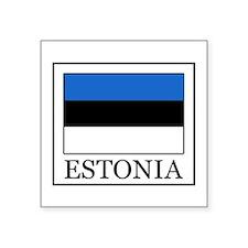 Estonia Sticker
