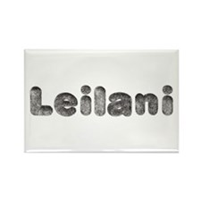 Leilani Wolf Rectangle Magnet