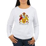 Waterman Family Crest Women's Long Sleeve T-Shirt