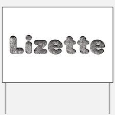 Lizette Wolf Yard Sign