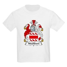 Washburn Family Crest T-Shirt