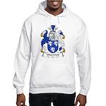 Warwick Family Crest Hooded Sweatshirt