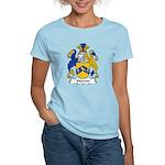 Warton Family Crest Women's Light T-Shirt