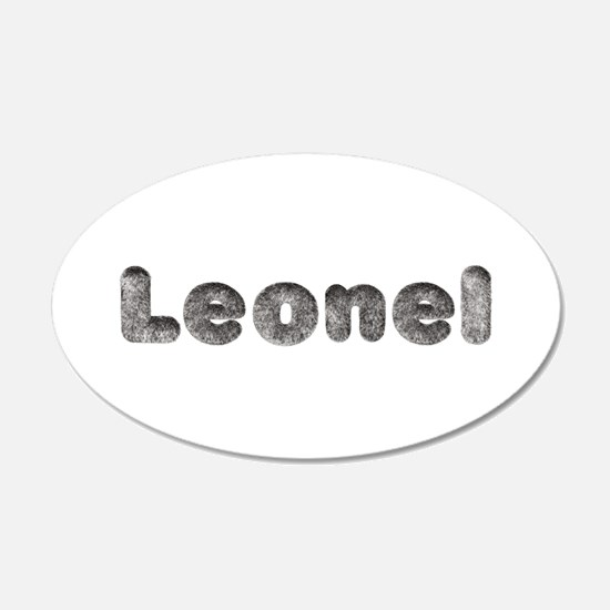 Leonel Wolf Wall Decal