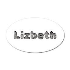 Lizbeth Wolf Wall Decal