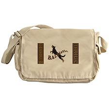 BALListic Beauceron landscape Messenger Bag