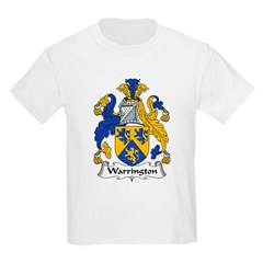 Warrington Family Crest T-Shirt