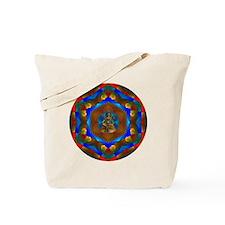 Cosmis Buddha Mandala II Tote Bag