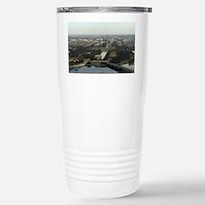 Washington DC Aerial Ph Travel Mug
