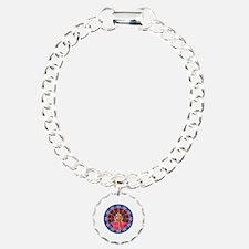 Daily Focus Mandala 4.2. Charm Bracelet, One Charm