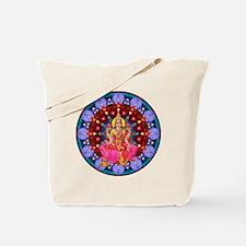 Daily Focus Mandala 4.2.15 Lakshmi Tote Bag