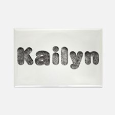 Kailyn Wolf Rectangle Magnet