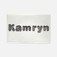 Kamryn Wolf Rectangle Magnet