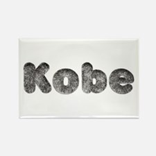 Kobe Wolf Rectangle Magnet