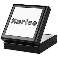 Karlee Wolf Keepsake Box