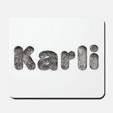 Karli Wolf Mousepad