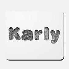 Karly Wolf Mousepad