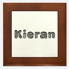 Kieran Wolf Framed Tile