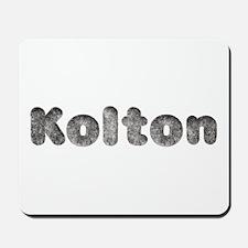 Kolton Wolf Mousepad