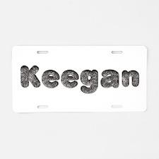 Keegan Wolf Aluminum License Plate