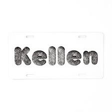 Kellen Wolf Aluminum License Plate