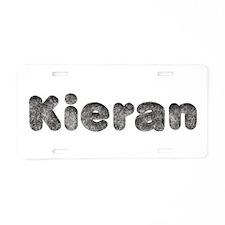 Kieran Wolf Aluminum License Plate