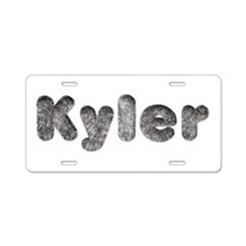 Kyler Wolf Aluminum License Plate