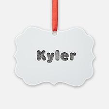Kyler Wolf Ornament
