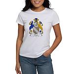 Ward Family Crest Women's T-Shirt