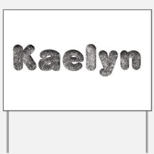 Kaelyn Wolf Yard Sign