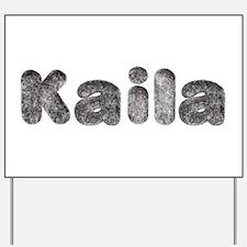 Kaila Wolf Yard Sign