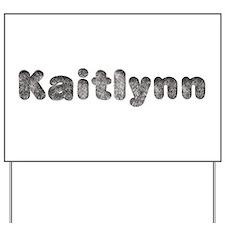 Kaitlynn Wolf Yard Sign