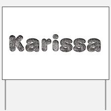 Karissa Wolf Yard Sign
