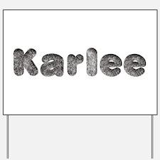 Karlee Wolf Yard Sign
