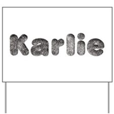 Karlie Wolf Yard Sign