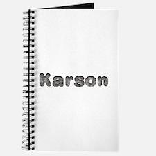Karson Wolf Journal