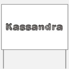 Kassandra Wolf Yard Sign