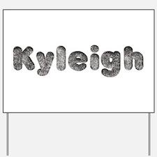 Kyleigh Wolf Yard Sign